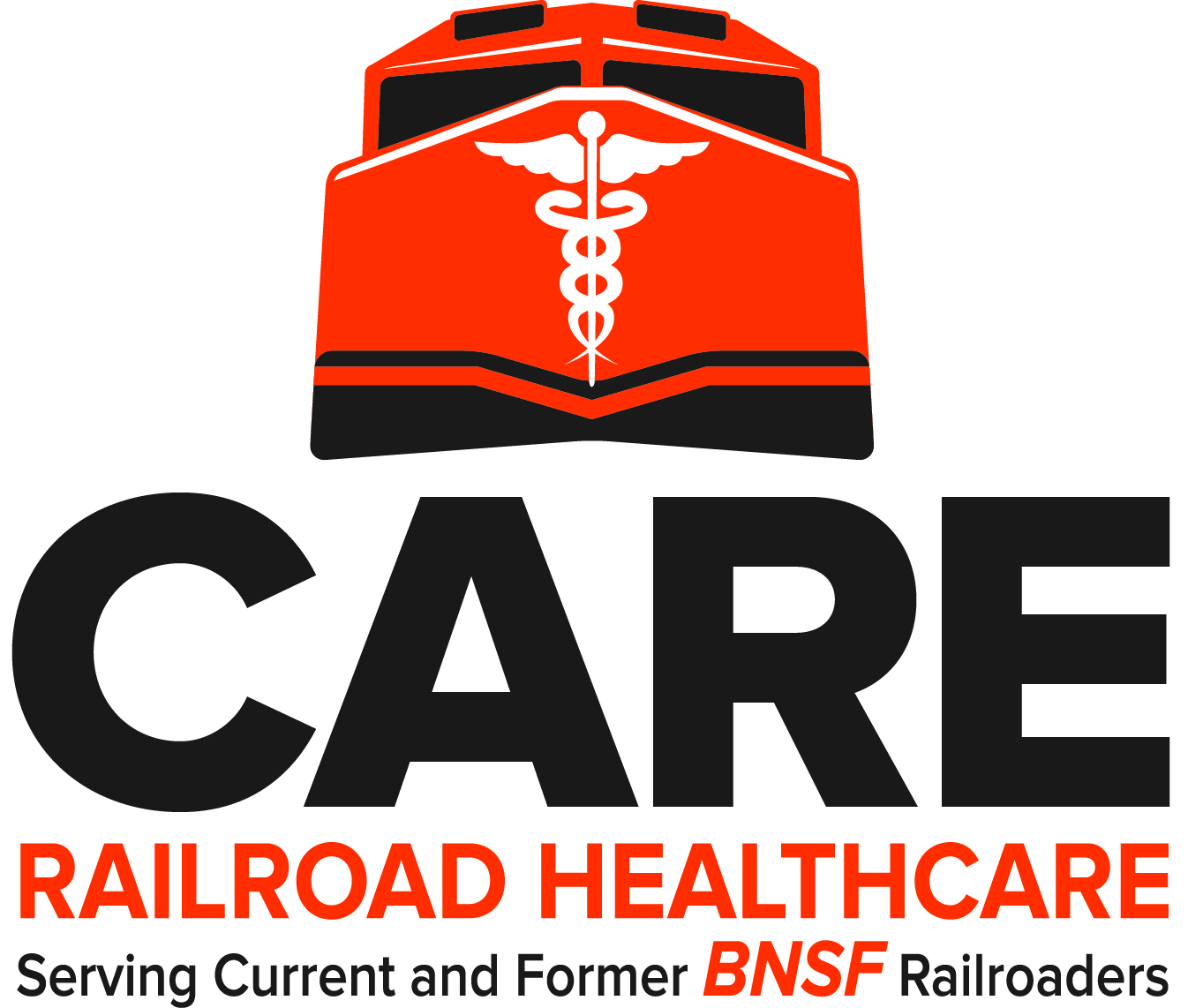 Consolidated Associations of Railroad Employees or CARE Logo